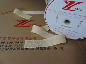 China Heat / Hot Resistant High Temperature Hook And Loop Fastener Tapes With PPS Material factory