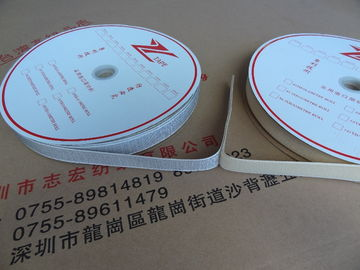 China High Durability Stainless Steel Hook And Loop Fastener Tape High Temperature Resistant factory