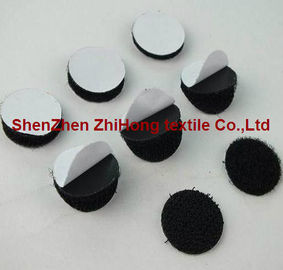 Die Cutting Self Adhesive Hook And Loop Fasteners With Customized Dimension