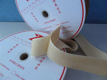 China Hot Resistant High Temperature Hook And Loop Fastener Tapes For Steel Rolling Worker factory