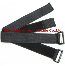 Buckle Clasp Nylon Adjustable Hook And Loop Fastener Strap For Wrist  Armband Straps